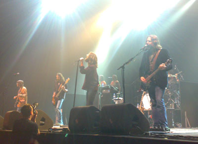 Black Crowes in Amsterdam