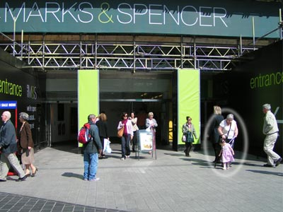 Marks & Spencer Liverpool